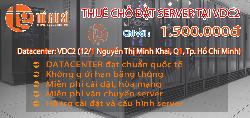 Hosting Thế Giới Số khuyến mãi chổ đặt Server tại VDC 2 giá rẻ chỉ 1,500,000